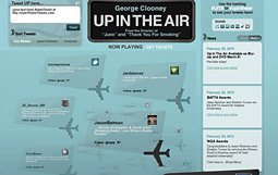 Up in the Air tweets