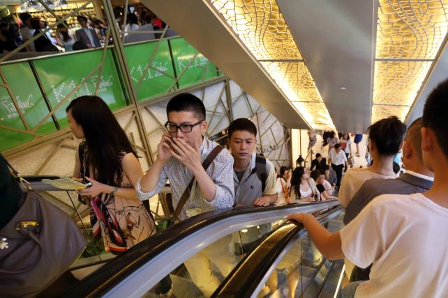 The new challenge of China's emerging affluent class