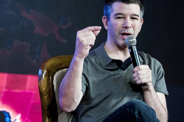 Uber CEO Travis Kalanick Resigns After an Investor Mutiny