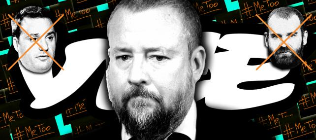 Vice's Chief Digital Officer Leaves