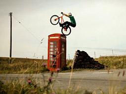 YouTube Hero Danny MacAskill Is Back, Pulling Two-Wheeled Stunts for Red Bull