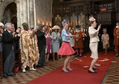 T-Mobile: Royal Wedding