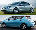 Volt Advertising Likely to Go After Nissan's Leaf