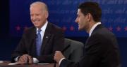 Win or Lose, There Was No Ignoring Biden in VP Debate Against Ryan