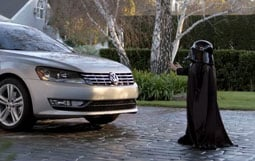 VW's 'The Force' Wins Online Battle of Super Bowl Ads, but What's That Worth?