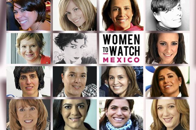 Ad Age's Women to Watch Mexico Is Coming Up on Nov. 14