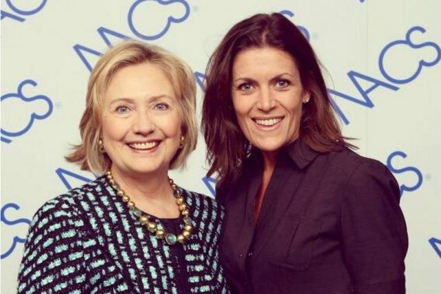 Why Hillary Clinton is Looking to Adland for Message Makers