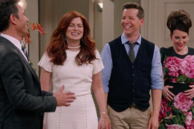 Upfronts: NBC Revives 'Will and Grace,' Must See TV Tagline
