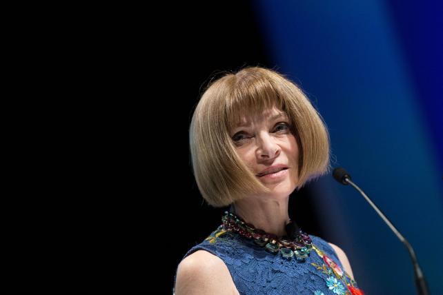 Wake-Up Call: News on Anna Wintour, Laura Ingraham, Grindr