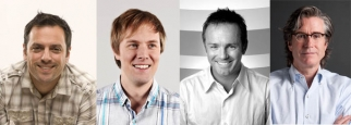 Fitzloff, Tait, Christie and Blessington Named Partners at Wieden + Kennedy