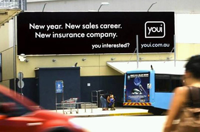 Youi Makes Insurance Personal in Australia