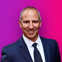 Photo of Eyal Tocker, VP and GM, EMEA and APAC, CHEQ